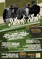 Black Slate EP Launch - Sat 15th June >>