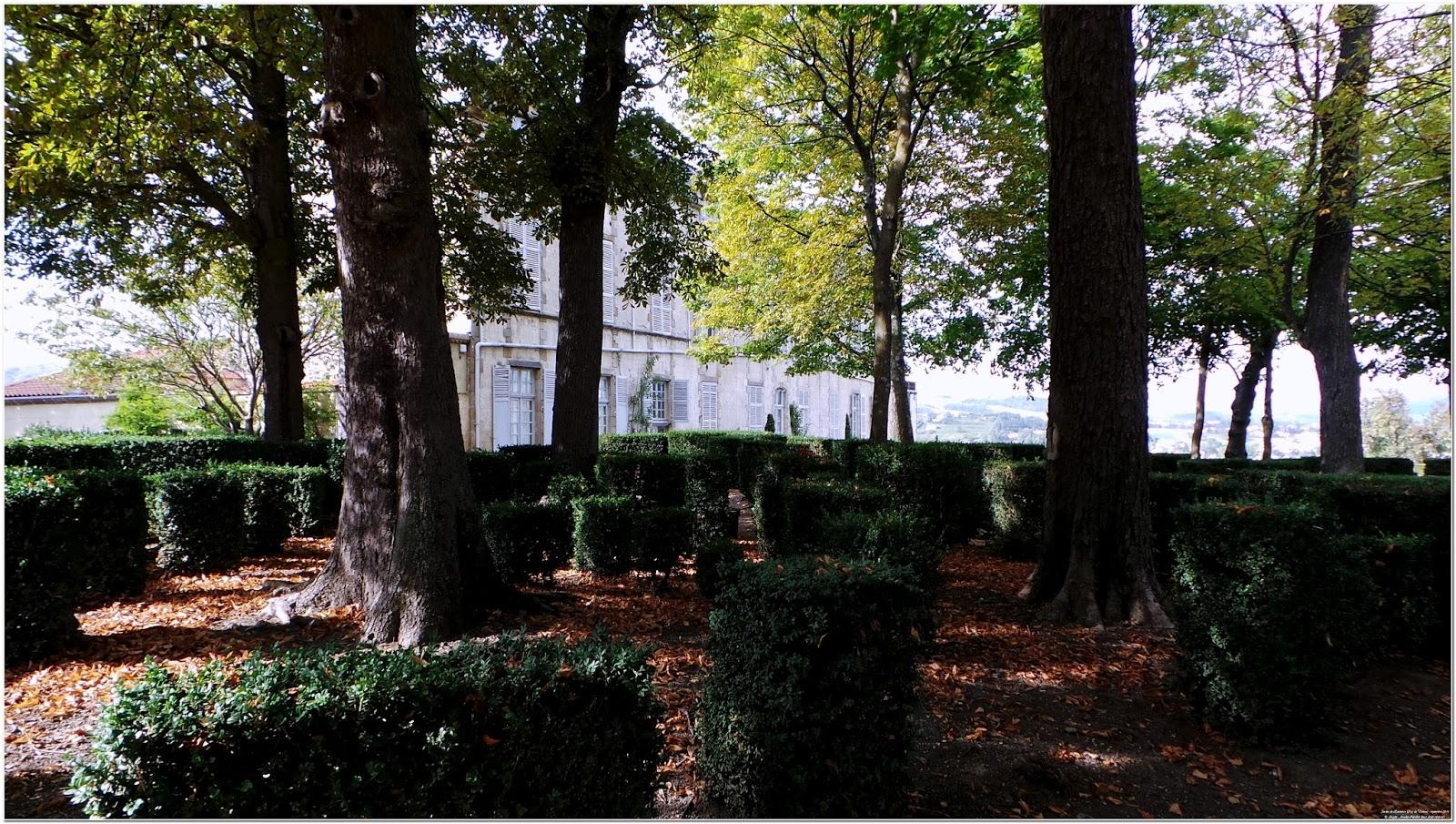 De moi vous issoire ch teau et jardins d 39 hauterive for Jardin remarquable 2015