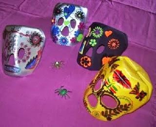 Idées pour recycler le plastique pour Halloween, Partie II