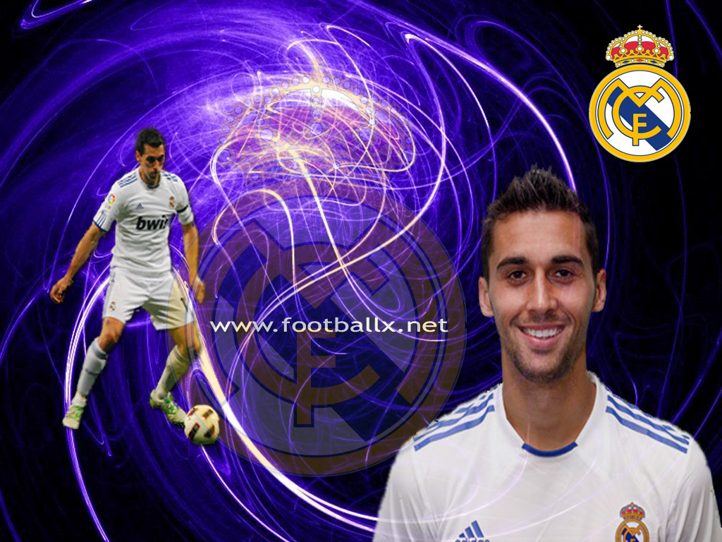 Alvaro Arbeloa Wallpaper 2011