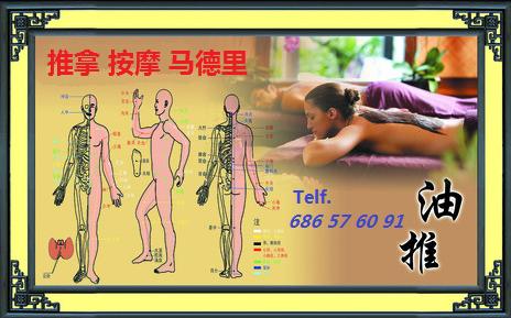 centro de masaje terapéutico en madrid