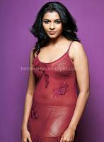 Kadhal, saranya, hot, navel,cleavage, show, in, transparent, dress