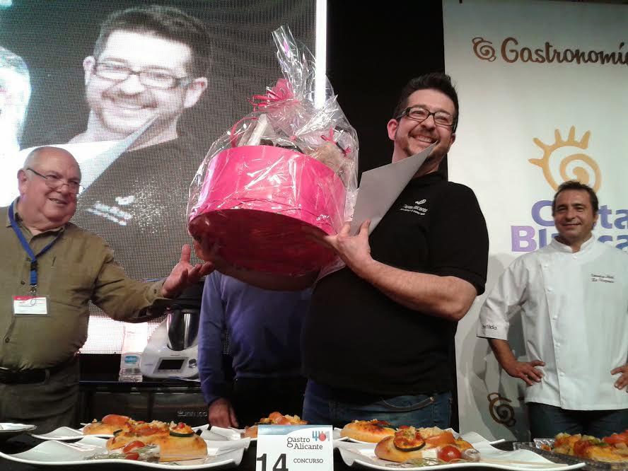 GastroAlicante 2015 - Concurso Cocas