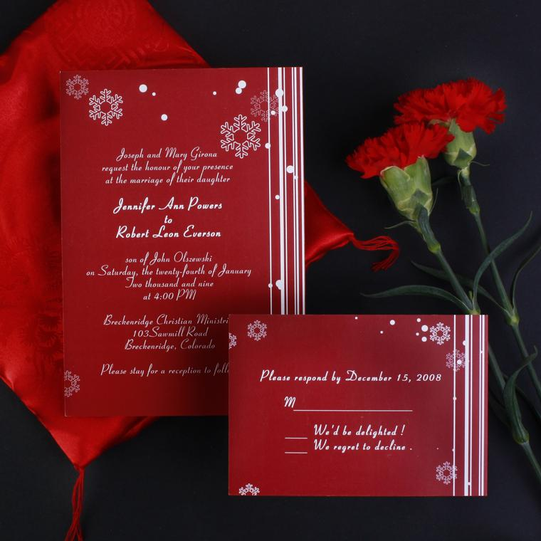 Beauty By Jessy Wedding Invitation Cards