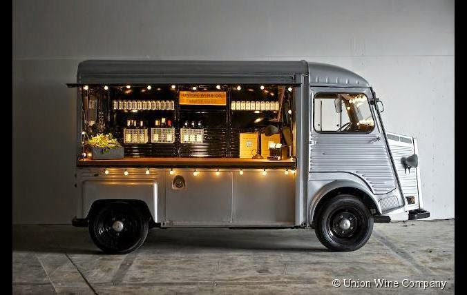 Club des d gustateurs de grands vins le wine truck bar for Bar 96 food truck