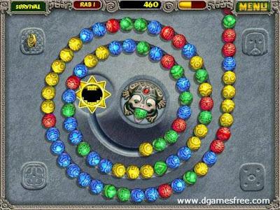 Download Zuma Deluxe Game