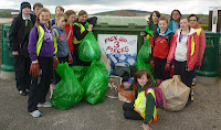 The First PU3P bin at Scapa