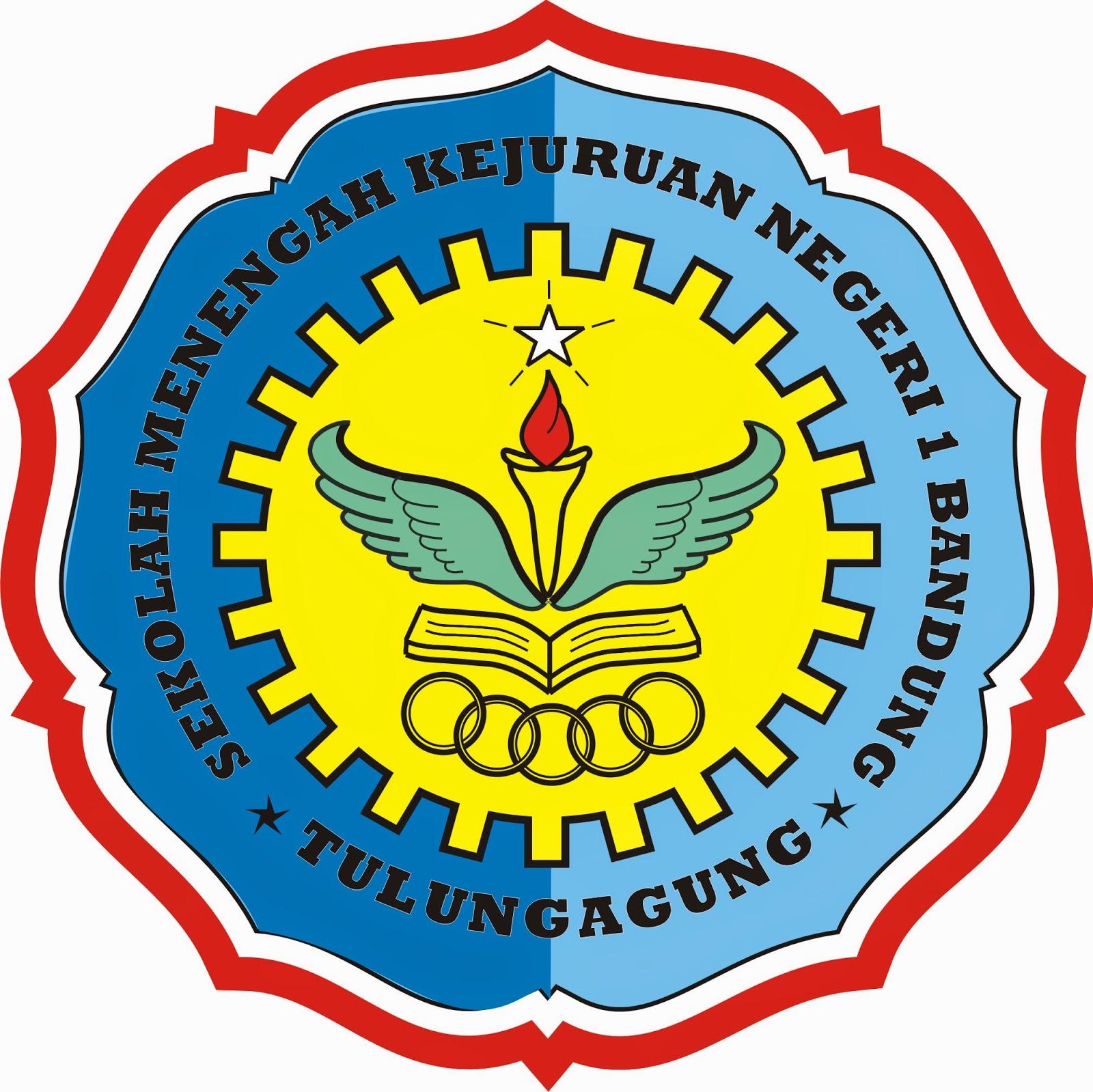 Logo SMKN 1 Bandung JPEG Besar