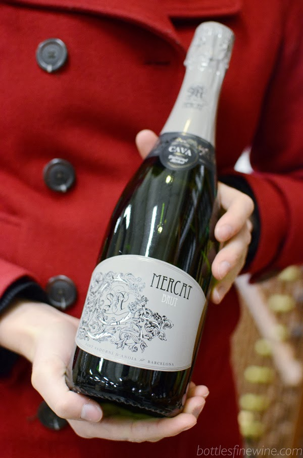 Mercat Cava - Sparkling wine from Spain