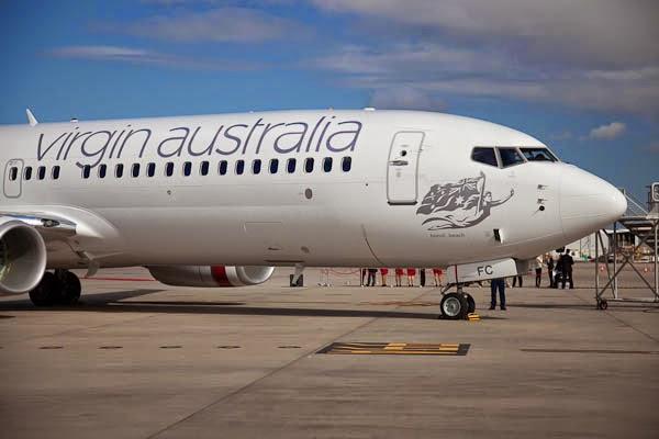 Pesawat Virgin Air Dibajak di Bali