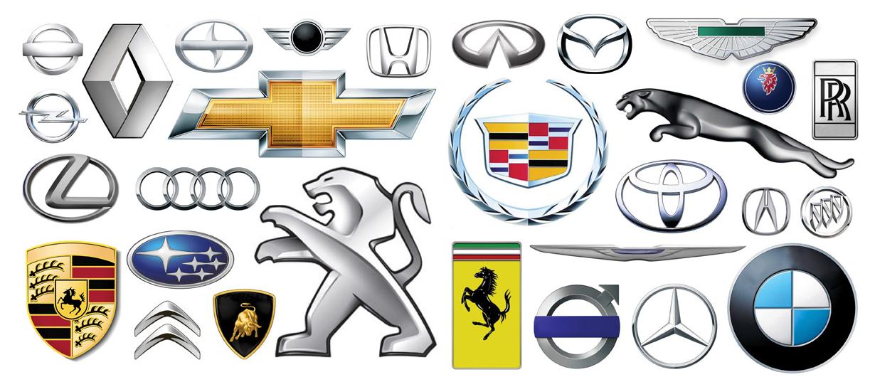 Car Logos And Brands Cars Show Logos