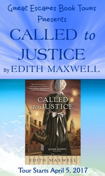 Edith Maxwell: here 4/13/17