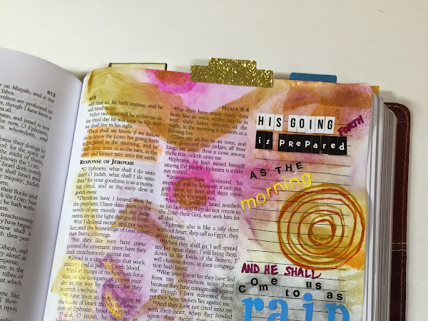 Journaling Bible | Hosea 6:3