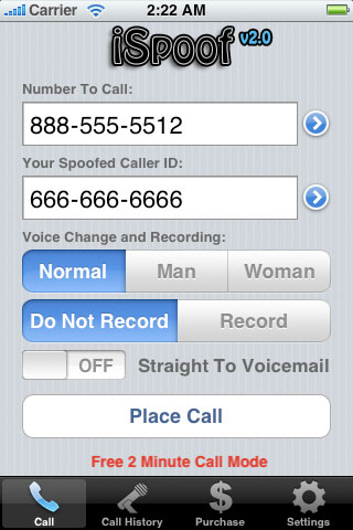 how to change your caller id on iphone