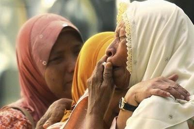 Keluarga penumpang MH370 terima kenyataan dengan bersyarat
