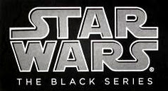 Hasbro Star Wars The Black Series Logo