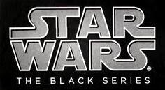 Hasbro Star Wars The Black Series Logo