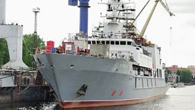 Project 21300 rescue ship Igor Belousov