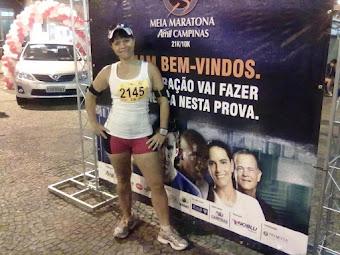 Meia Maratona Amil -Campinas