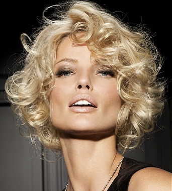 New Hairstyles: Short Curly Hairstyles