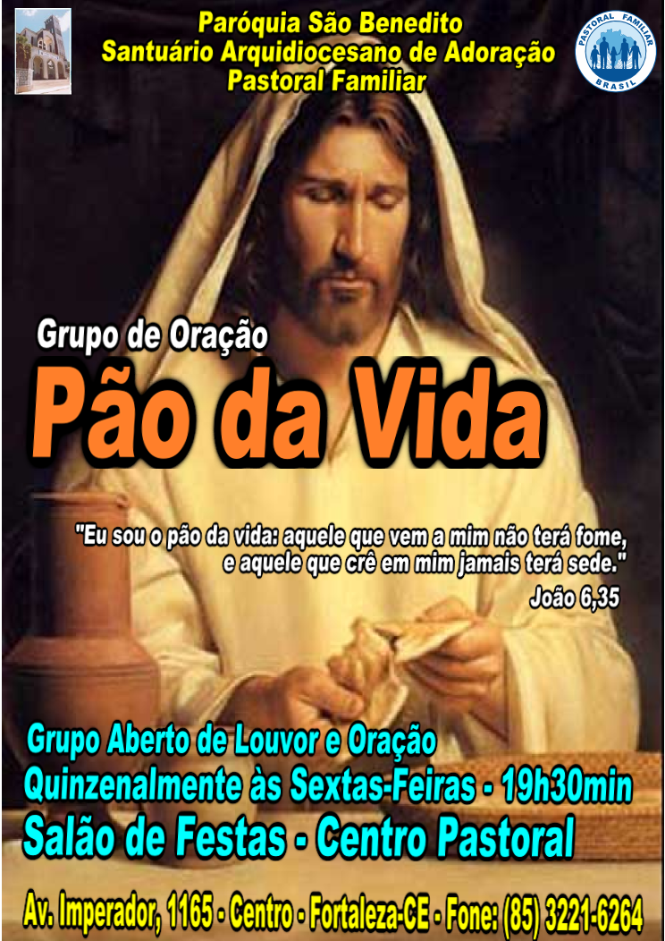 Grupo de Oração Pão da Vida