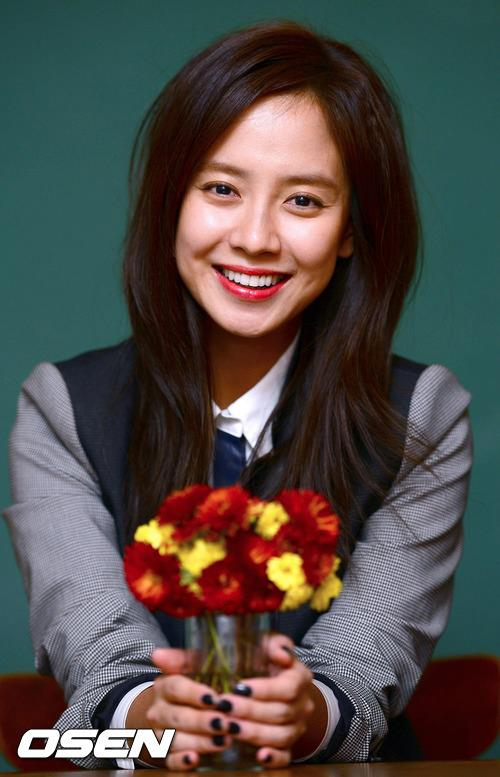 Foto Song Ji Hyo Running Man