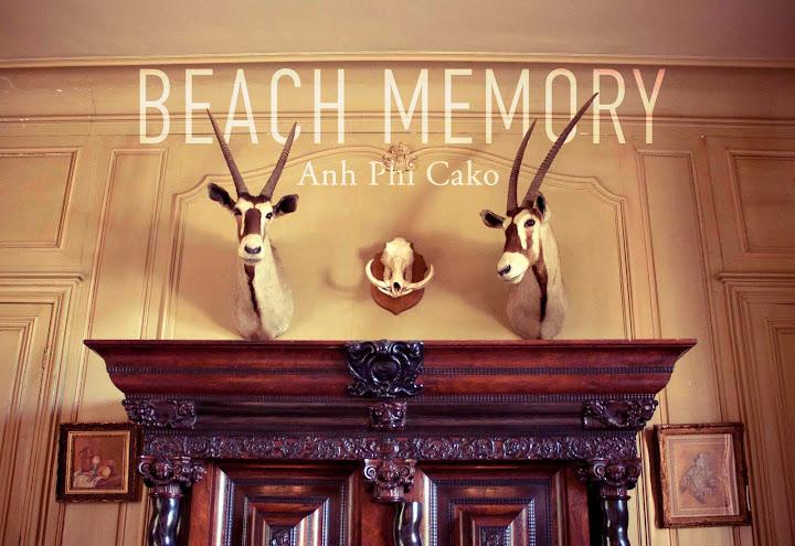 Beach ◊ Memory