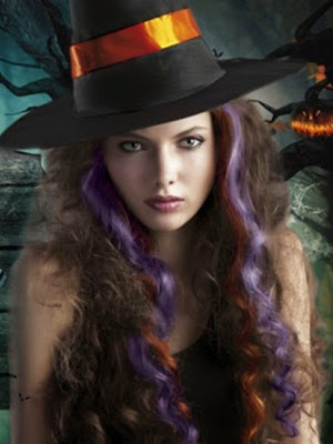 peinados 2014 fiestas halloween