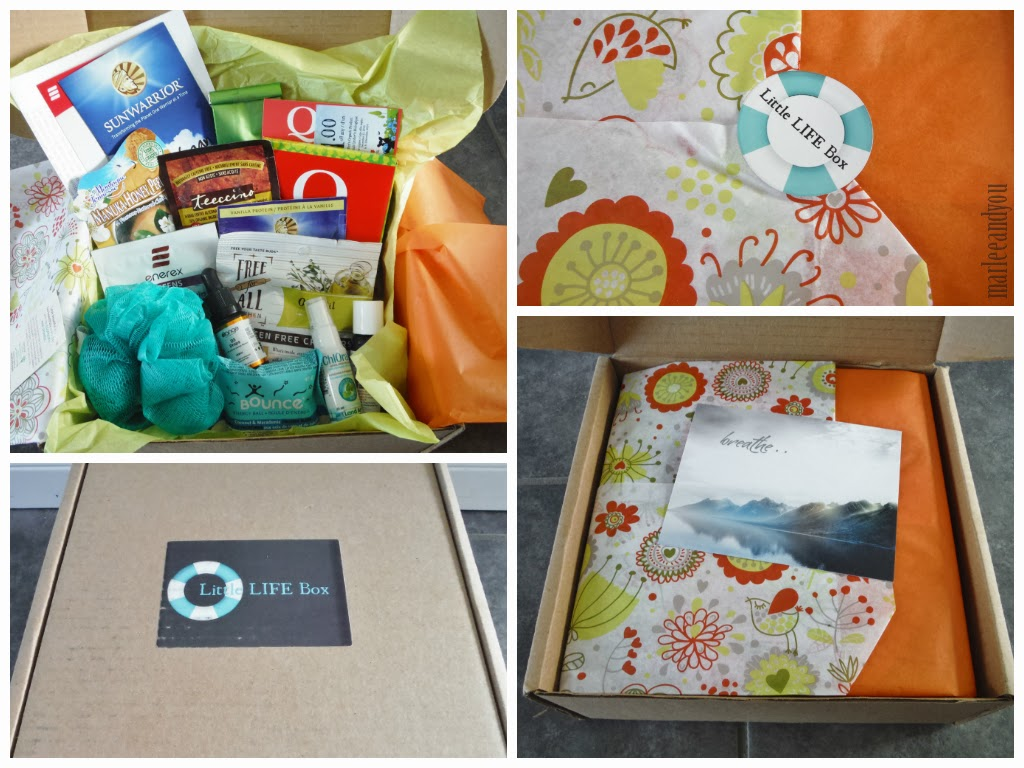 Little Life Box | marlee and you