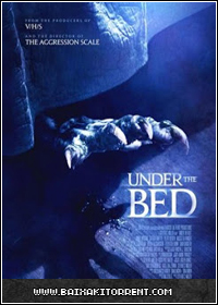 Capa Baixar Filme Under The Bed   BluRay 3D   Torrent Baixaki Download