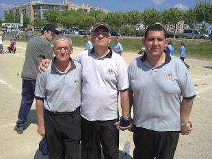 5é CLASS. PRÉVIA CAMPIONAT D' ESPANYA - 2011. VAN DISPUTAR LES FINALS DEL CATALUNYA.