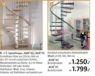 sabrina 39 s bastian 39 s prima haus spindeltreppe von. Black Bedroom Furniture Sets. Home Design Ideas