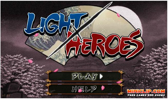 Game : Light Heroes