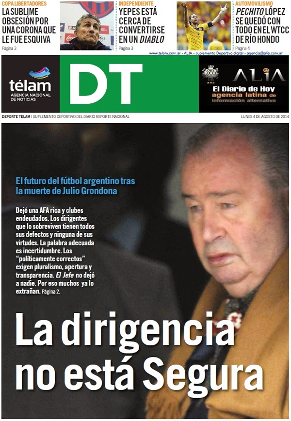 Suplemento Deportivo DIGITAL N°4