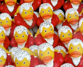Mozart Rubber Duckies