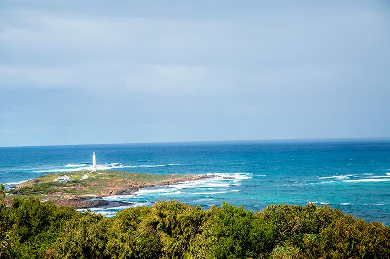 CrystalPhuong- Singapore Travel Blog- Cape Leeuwin Lighthouse from afar