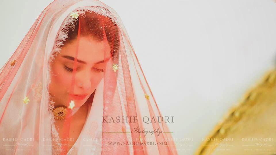 Aiza Khan Nikah Images