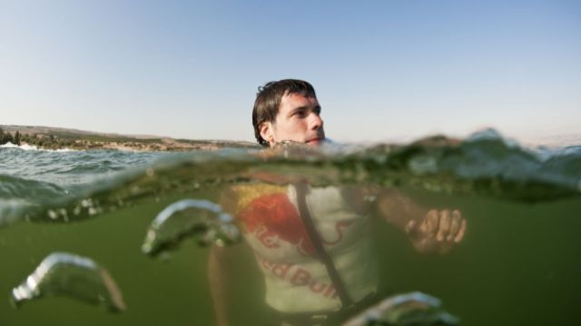 the miracle of running on water 640 05 [Gambar] Lelaki Berlari Di Atas Air! Unbelievable? Believe It!