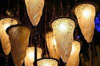 Scherezade Lamp, Colección Fortuny