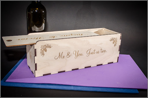 wedding wine gift