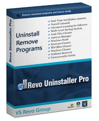 Revo Uninstaller Pro 3.0.2 (32/64-Bit) Final