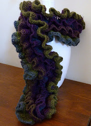 Ravelry: Barb's Koigu Ruffle pattern by Churchmouse Yarns and Teas
