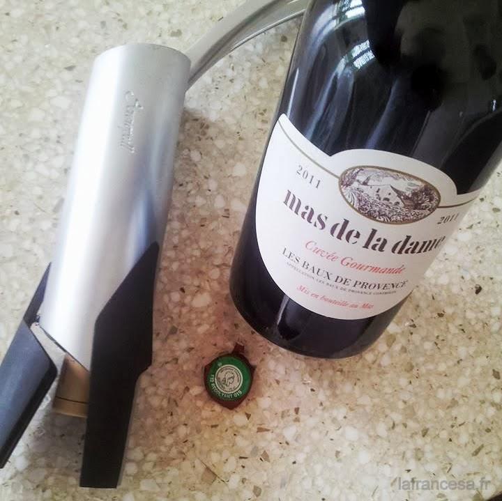 La francesa aux fourneaux daube de poulpe au vin rouge for Vin rouge pour cuisiner
