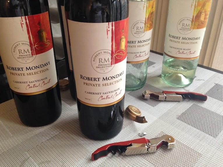 Robert Mondavi Private Selection Wines