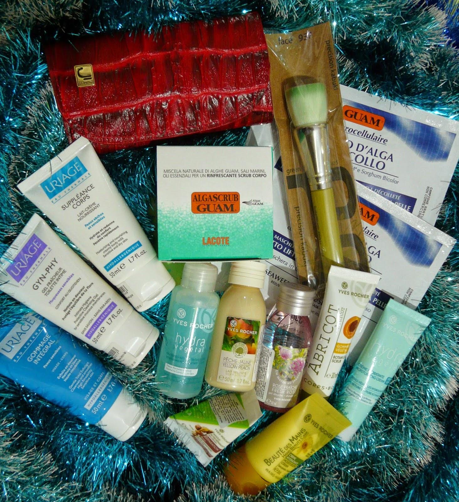 Море подарков в блоге у Оли