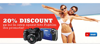promotie aparate foto