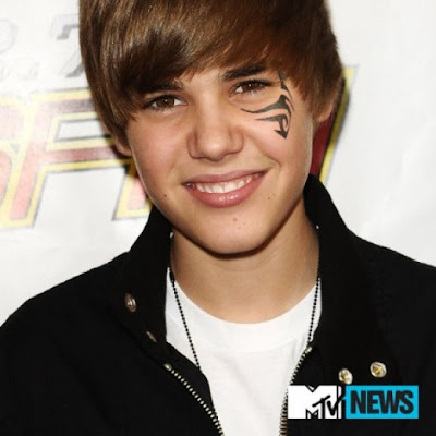 Justin Bieber Tattoo Designs