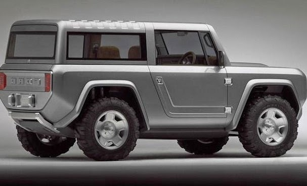 2015 Ford Bronco Review New Car Release Dates Images