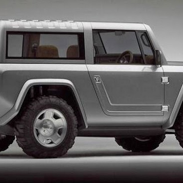 Best 2015 Ford Bronco Picture
