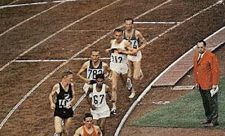 Ranathunga Karunananda at 1964 Olympic 10000 m